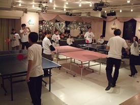 卓球スタジアム
